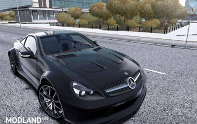 Mercedes-Benz SL65 AMG V 12 BiTurbo [1.5.2], 1 photo